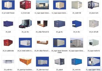 Jenis Kontainer untuk Impor dan Ekspor